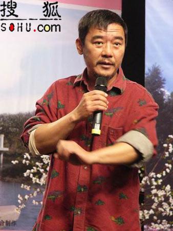 《白屋之恋》袁泉、何润东对爱情各抒己见(图)