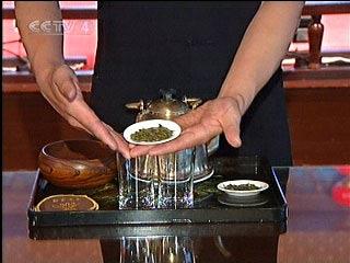 老舍茶馆为连战准备的名贵茶叶(组图)