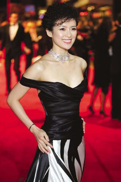章子怡:她的野心在西方