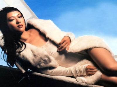 章子怡成唯一入围《People》靓人榜的华裔女星