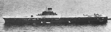 """日军""""大凤""""号航空母舰(图)"""