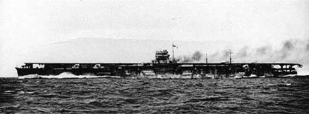"""日军""""苍龙""""级航空母舰(图)"""