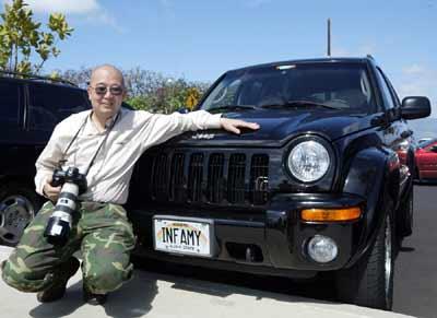 战地记者唐师曾驾Jeep4700寻访二战遗迹