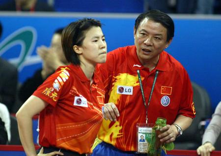 体育频道v体育体育乒乓球第48届世界乒乓球锦标赛精彩图片世乒赛新安恭城村舞狮图片