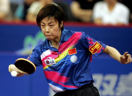体育频道v体育体育乒乓球第48届世界乒乓球锦标赛精彩图片世乒赛花样滑冰大国图片