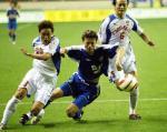 图文:上海申花3-0大胜力帆 谢晖遭到严密看防