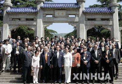 宋楚瑜感言:我们一起努力 让中国人活得了不起