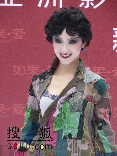 《如果爱》上海发布会 绝伦歌舞现场演出(图)