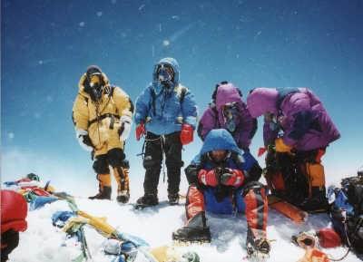 国家测绘局紧张筹备 5月择机给珠峰测高(图)