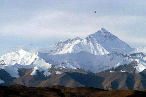 组图:壮观的珠峰
