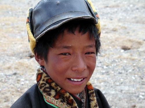 组图:珠峰复测风情篇――藏北高原的牧民