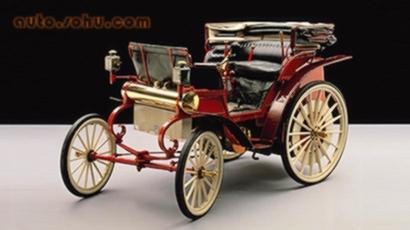 梅赛德斯-奔驰 经典车型百年回顾