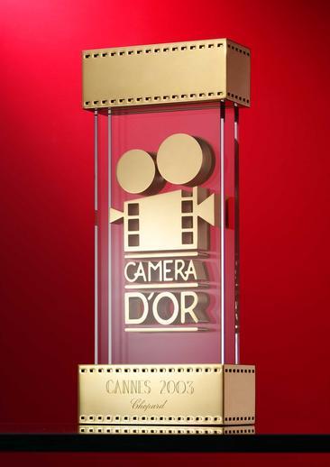 奖杯:第58届戛纳电影节电影v奖杯每年票房数据组图图片