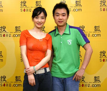 孙宁做客搜狐:我与李金羽之间没什么好讲的