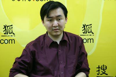 王小川  搜狐研发中心总监