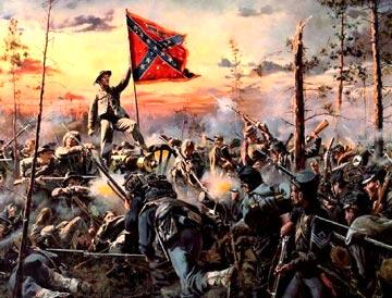 漂泊异乡身世悲苦 美国南北战争中的中国人(图)