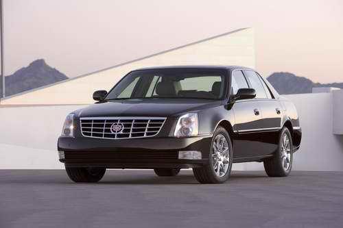 2006款凯迪拉克DTS延续品牌豪华及性能