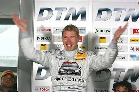 斯帕赛场上演雨中排位 哈基宁获个人首个DTM杆位