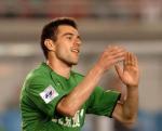 图文:北京3-1中邦 耶利奇梅开二度