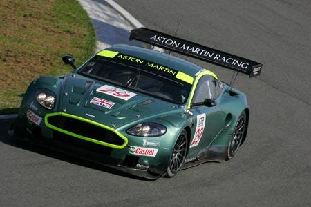 阿斯顿马丁表现震惊银石 首次出战包揽GT1冠亚军