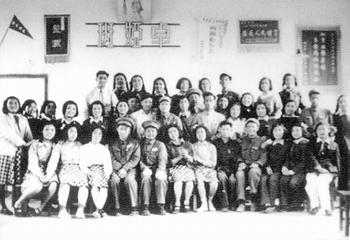 校园记忆・北京市回民学校(组图)