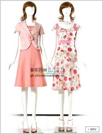 服装:20套五月韩国最新服饰搭配