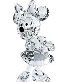 迪士尼×施华洛世奇水晶米老鼠 轰动献身香港