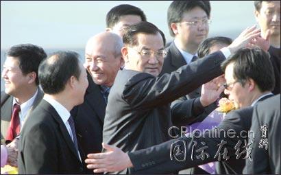 台湾情报部门监听连宋一无所获 陈水扁特别失望