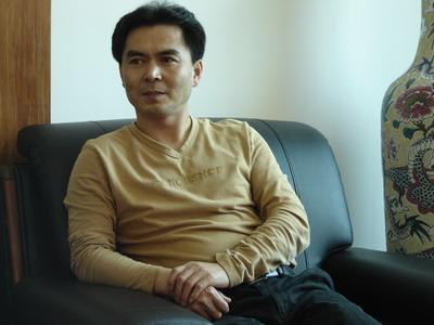 搜狐专访贵州咳速停领队姜伟 目标就是夺冠图片