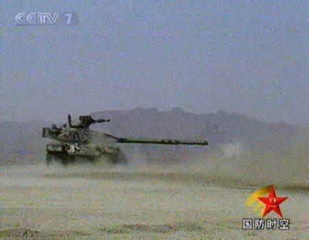 外电评我新型140mm坦克炮:可对付美日坦克(图)
