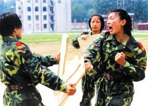 """中国特警:今日""""东方反恐劲旅""""(组图)"""