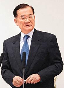 连战透过办公室主任表示6月8日前宣布去留决定