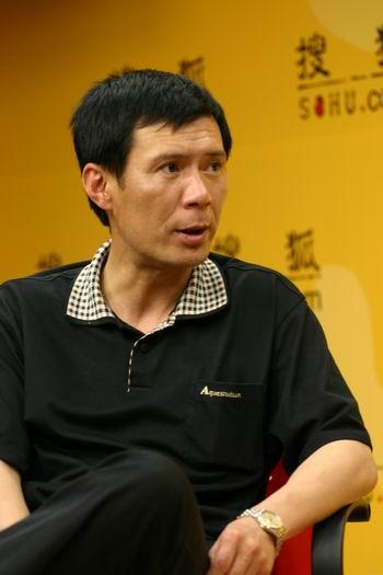 《青红》父亲扮演者姚安濂做客搜狐谈戛纳获奖