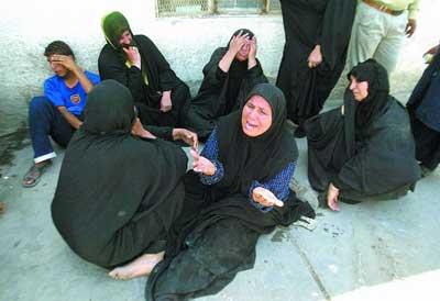 扎卡维未知是否任命接班人 伊设置巴格达封锁线