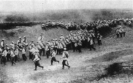 日本早期对华侵略:日俄战争(组图)
