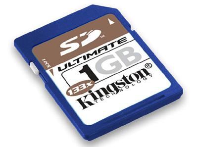 金士顿重磅推出超高速SD Ultimate极速卡