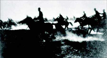 抗日老兵回忆惨烈之战 82人与日军肉搏全部战死