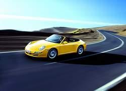 保时捷911新款敞篷车开卖 130万-180万元