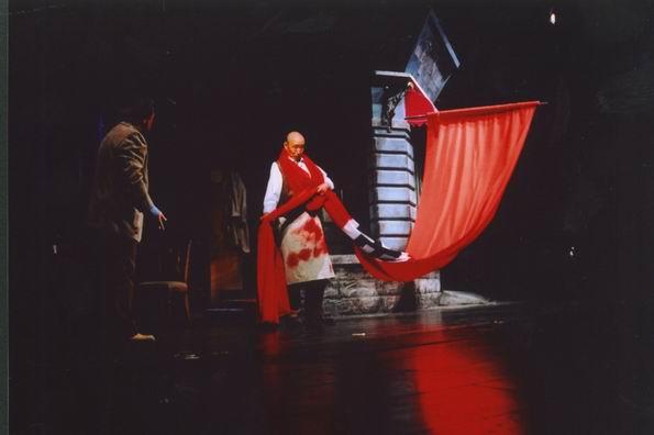 老艺术家演绎绝版名剧人艺紧急加演《屠夫》