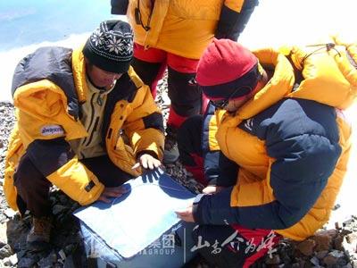 珠峰测量(3)