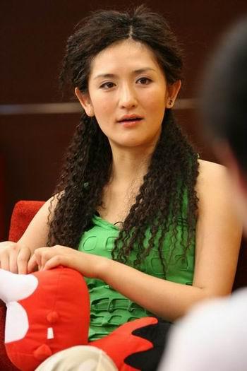 """谢娜搜狐谈""""美女与野兽"""" 发表重要特别声明"""