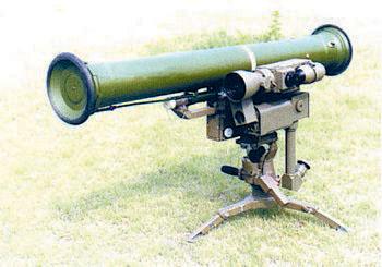 我反坦克导弹三代同堂 能击毁任何主战坦克(图)