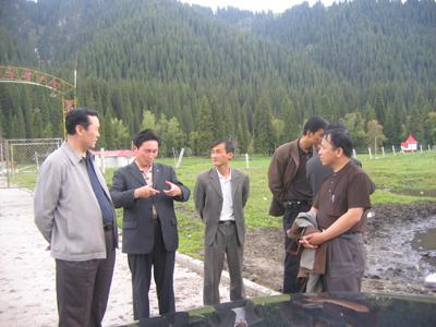 新闻频道 国内新闻 新疆新闻 新疆新闻网      在旅游基础建设上,县委