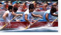 6月10-11日 香港年度体育盛事 国际龙舟邀请赛