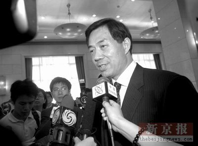吴仪薄熙来会见美国商务部长
