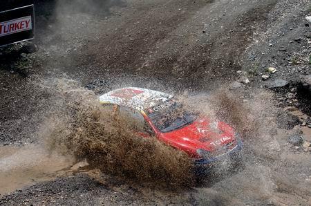 图文:WRC土耳其站