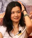 姜培琳做客搜狐明星在线聊天(组图)