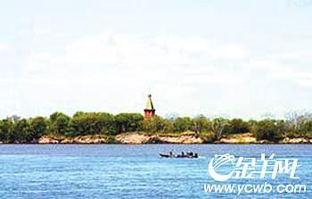 黑瞎子岛面积相当500个珍宝岛(组图)