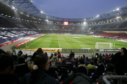 2006年世界杯球场介绍:汉诺威AWD竞技体育场