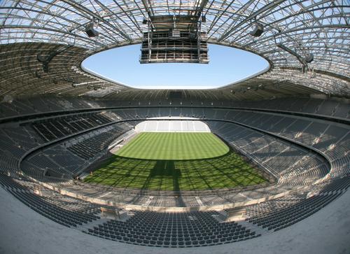 2006年世界杯球场介绍:慕尼黑安联体育场